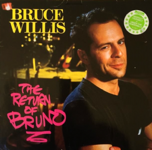 Bruce Willis - The Return Of Bruno (LP) (G+/G++)